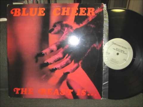 Blue Cheer - Heart of the City