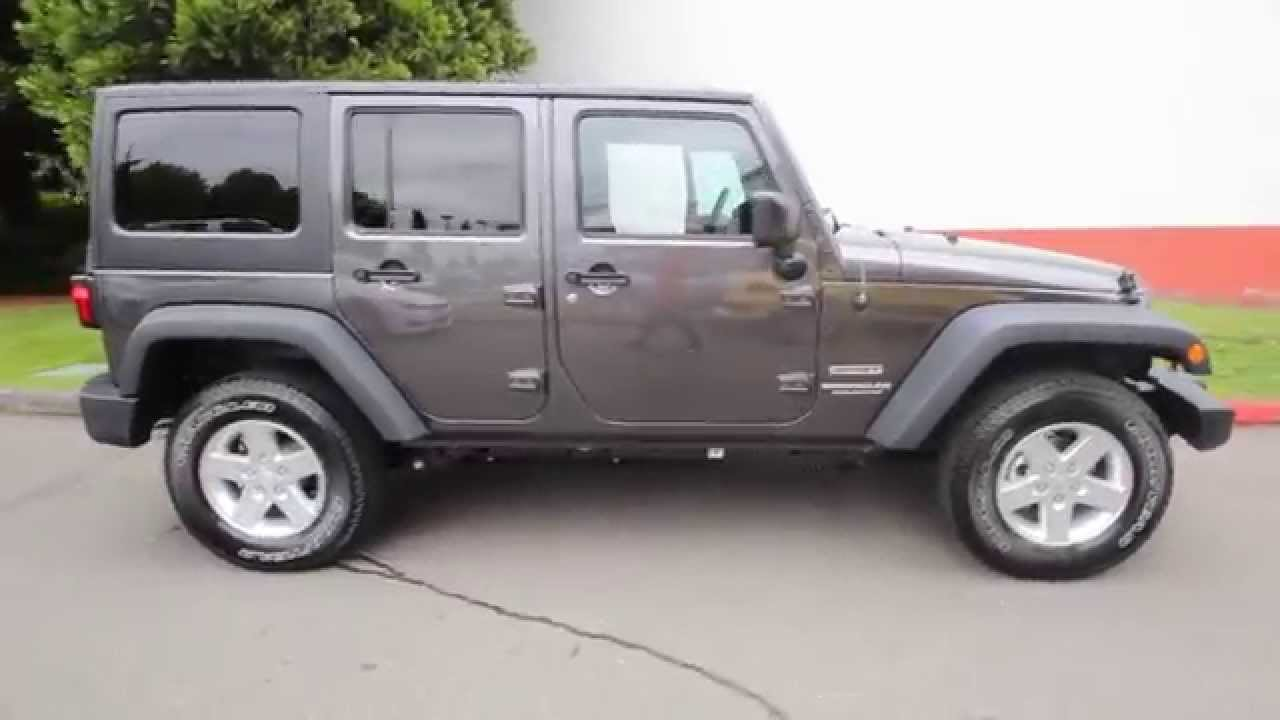 Crystal granite jeep wrangler unlimited autos post