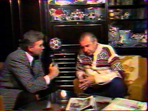 Футбольное обозрение 1989 год