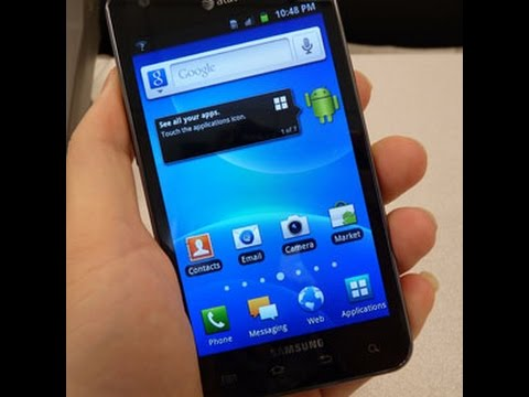 Samsung Galaxy S II AT&T  Hard Reset, Format Code solution