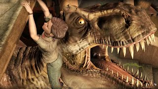 Complete Jurassic Park The Game Funny Montage
