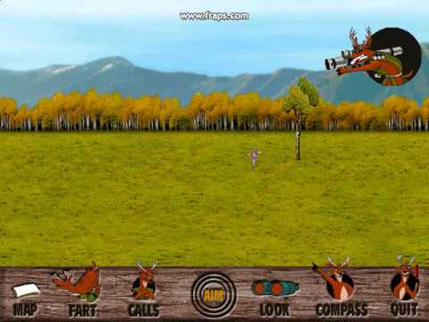 deer avenger 1 gameplay