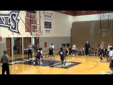 Zak Irvin Highlights 11-20-2010