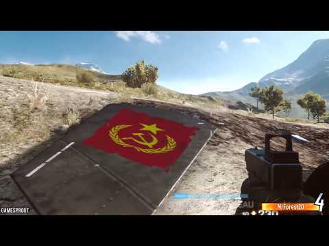 Battlefield 4 Random Moments #104 (Never Leave A Man Behind!)