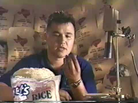 The Rice Man On Ripley's Believe it or Not.