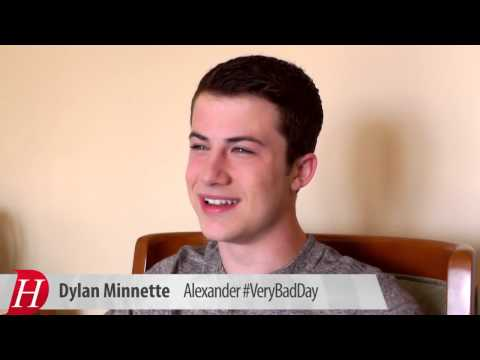 Dylan Minnette Talks Alexander and the Terrible, Horrible, No Good, Very Bad Day