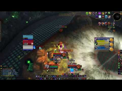 WoW - Requiem: Liberty Cleave Vs. WMP (And an RLS)