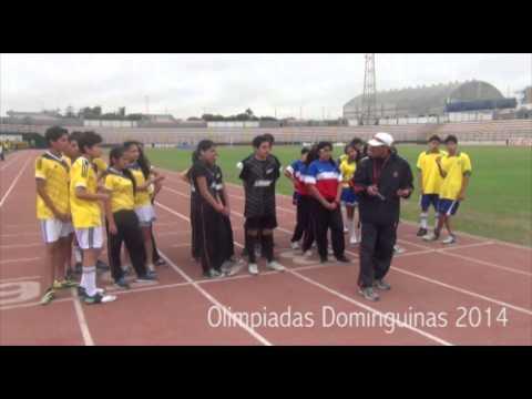 Olimpiadas Dominguinas 2014