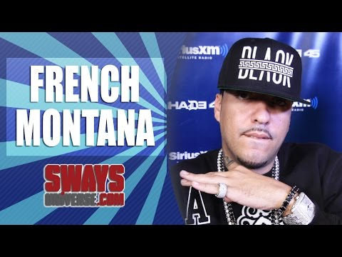 Video: French Montana Interview + Freestyle On Sway In The Morning