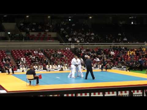 Andrey Stepin  vs Marcin Prachnio @ 10th World Open Kyokushin Karate Tournament Image 1