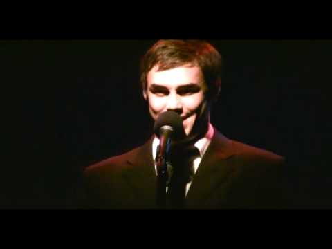 Eric Imhoff singing My Baby (Written by: Jonathan Reid Gealt)