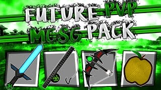 MINECRAFT PVP TEXTURE PACK - FUTURE PVP MCSG FPS+