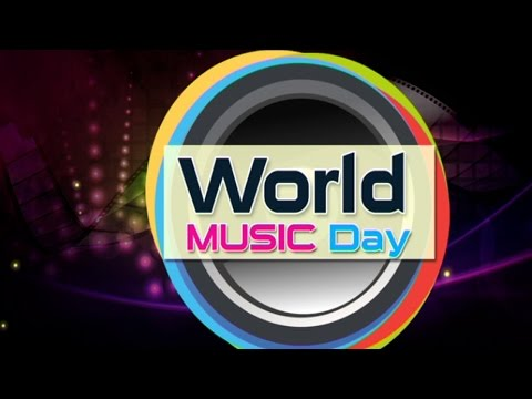 """World Music Day"" - World Music Day with Tollywood Singers"