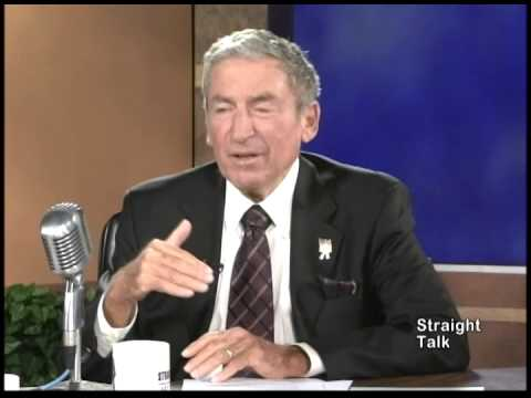 Straight Talk TV Show: Port of Long Beach Chief Executive Jon Slangerup