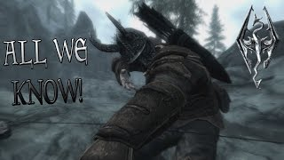 SKYRIM SPECIAL EDITION - Everything That You NEED To Know!