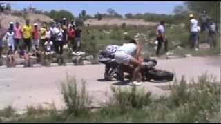 Motorcycle Accidents (DAKAR 2013): Accidentes en Moto