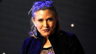 Actor Carrie Fisher suffers heart attack, is in serious condition