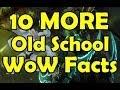 10 Old School WoW Random Fun Facts mp3 indir