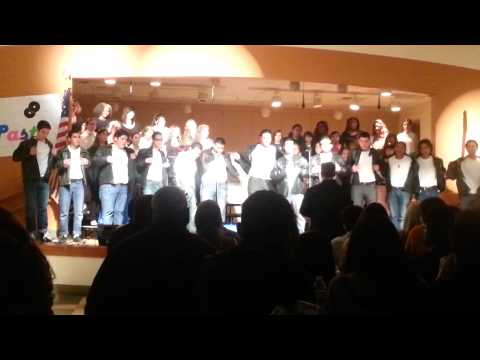 "Imperial High School Chorus singing ""Grease"" Medley"