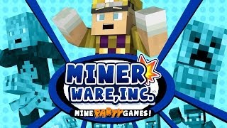Minecraft: Miner Ware Mini Game (Wario Ware Inspired)