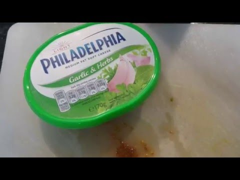 Philadelphia garlic and herbs  medium fat soft cheese spread