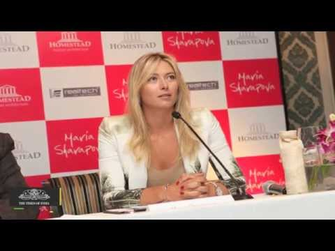 Who Is Maria Sharapova? Ask Outraged Sachin Tendulkar Fans - Toi video