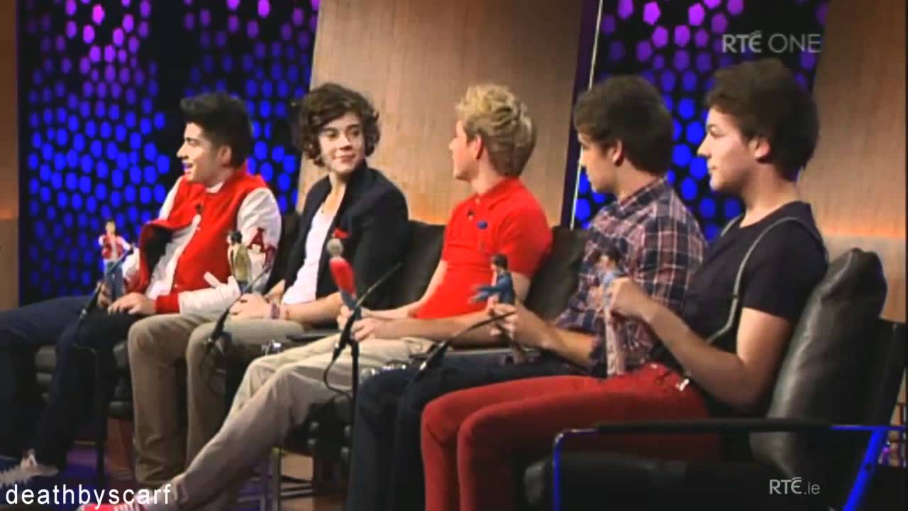 The 13 Most Important Revelations From One Direction's ...