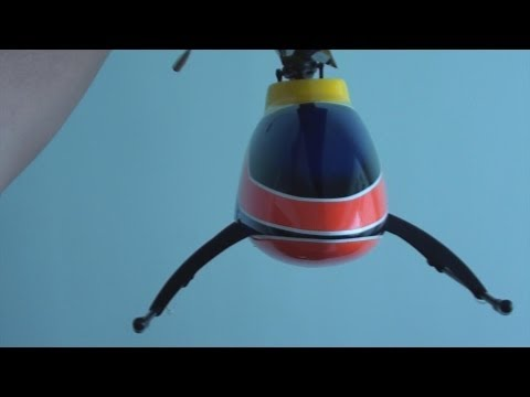 Introducing 4Ch Coaxial Outdoor RC Helicopter