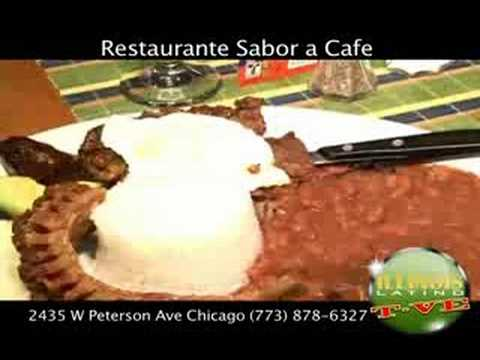 Sabor a cafe restaurante colombiano illinois latino t ve - Restaurante colombianos en madrid ...