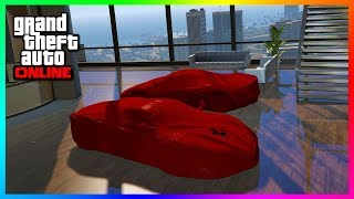 GTA Online NEW DLC Information Coming Soon - Valentine's Day 2018 Update, Vehicles Releasing & MORE!