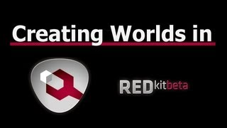 Creating worlds in Redkit #1 Tutorial (German / English )