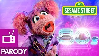 Sesame Street: 80s Music Mashup Parody