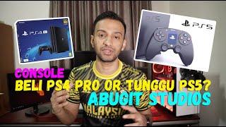 Beli PS4 Pro Atau Tunggu PlayStation 5?