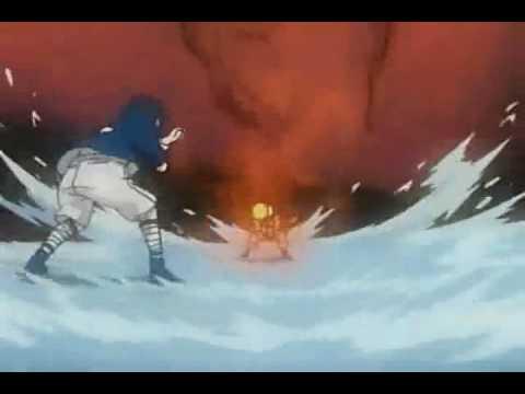 Naruto-sasuke Amv-wake Me Up Inside video
