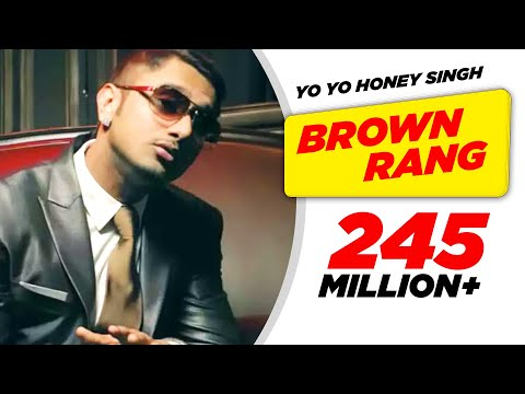 Brown Rang - Yo Yo Honey Singh India's No.1 Video 2012 video