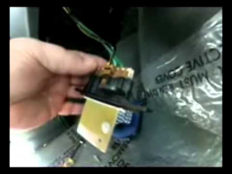 Replacing blower motor resistor on 1999 nissan quest youtube for Nissan quest blower motor resistor