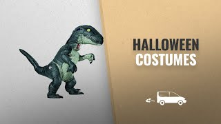 Rubie's Costume Co Men Halloween Costumes [2018]: Rubie's Costume Co Velociraptor with Sound