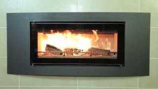 STOVAX Riva 2 Studio Verve wood burner