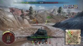 World of Tanks Xbox One: AMX 13 90 Gameplay - 3.6k Dmg
