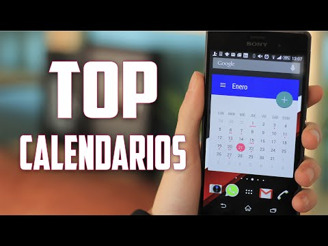 Los mejores calendarios para Android