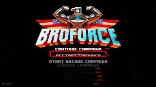 2P!XELS JOGA: Broforce
