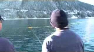 Big Trout in Kootenay lake
