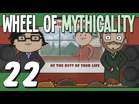 Motivational Speech (Wheel of Mythicality - Ep. 22)