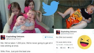 James Breakwell: Father of 4 Daughters Hilarious Tweets