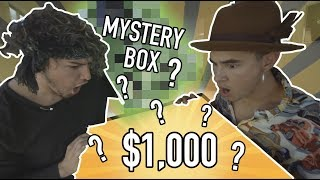 $1,000 VS. $100 MYSTERY BOX FROM EBAY!!! (YOU WON'T BELIEVE WHAT WE FOUND)