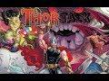 Thor #700: Thor's New Hammer, War Thor, Mangog, Galactus vs Ego, and Throg MP3
