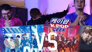 download lagu Exo - Ko Ko Bop Vs  Wanna One gratis