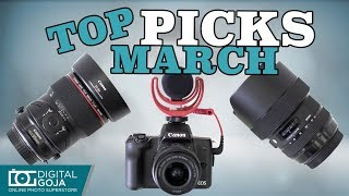Photography Top Picks of the Month | March (2018)