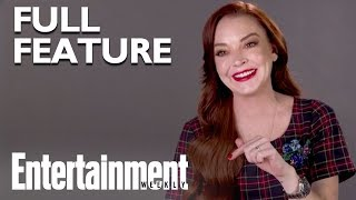 Lindsay Lohan Opens Up About Her New Show, Her Viral Dance & More (FULL) | Entertainment Weekly