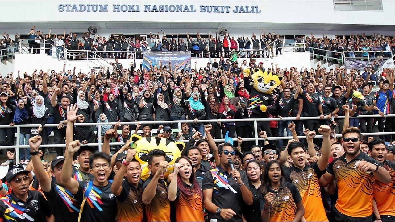 KL SEA Games: Malaysian athletes are ready!